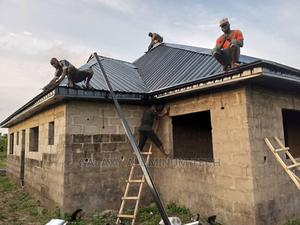 Stonger Aluminum Longspan Roofing Sheet | Building Materials for sale in Lagos State, Abule Egba