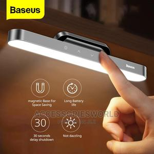 Baseus LED Table Lamp Magnetic Desk Lamp Hanging Wireless | Home Accessories for sale in Lagos State, Ikeja