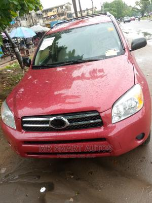 Toyota RAV4 2007 Sport 4x4 Red   Cars for sale in Lagos State, Amuwo-Odofin