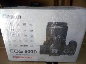 Canon 600D Lens 18=55 Mm Full HD Movie   Photo & Video Cameras for sale in Abuja (FCT) State, Garki 2