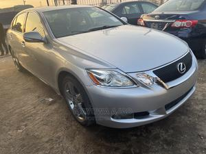 Lexus GS 2010 350 Silver | Cars for sale in Lagos State, Ojodu