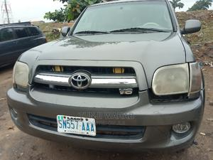 Toyota Sequoia 2006 Gray | Cars for sale in Lagos State, Ikeja