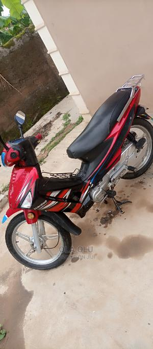 Jincheng JC110-T9 2019 Red   Motorcycles & Scooters for sale in Osun State, Ife