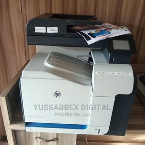 Hp M570dn Mini Di 3in1 A4 Printer | Printers & Scanners for sale in Abuja (FCT) State, Asokoro