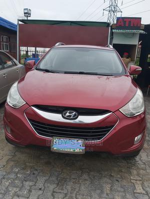Hyundai Tucson 2013 Red | Cars for sale in Lagos State, Lekki