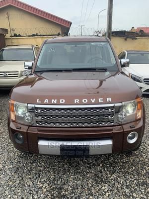 Land Rover LR3 2006 SE Brown | Cars for sale in Lagos State, Alimosho