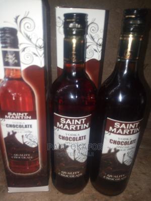St Martin Chocolate Vodka   Meals & Drinks for sale in Lagos State, Lagos Island (Eko)