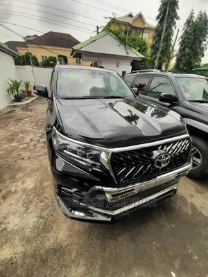 Toyota Land Cruiser 2021 Black | Cars for sale in Lagos State, Lekki