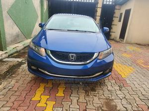 Honda Civic 2014 Blue | Cars for sale in Lagos State, Agege