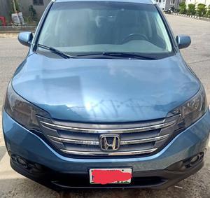 Honda CR-V 2014 Blue | Cars for sale in Abuja (FCT) State, Gwarinpa