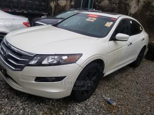 Honda Accord CrossTour 2010 EX-L AWD White | Cars for sale in Lagos State, Magodo