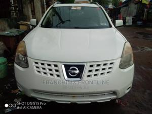 Nissan Rogue 2009 SL 4WD White | Cars for sale in Lagos State, Isolo