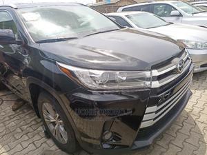 Toyota Highlander 2015 Black | Cars for sale in Lagos State, Ikeja