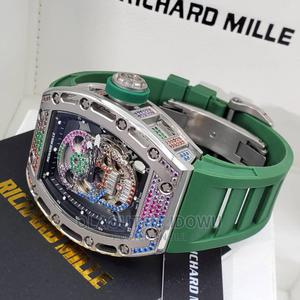 New Original Richard Mille Analog Watch Avail in Store Now   Watches for sale in Lagos State, Lagos Island (Eko)