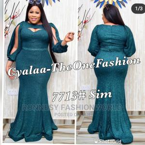 Elegant Classic Trendy Female Quality Evening Long Gown | Clothing for sale in Lagos State, Ikeja