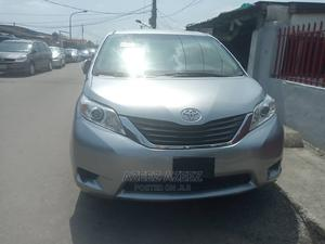 Toyota Sienna 2012 LE 8 Passenger Gray | Cars for sale in Lagos State, Yaba