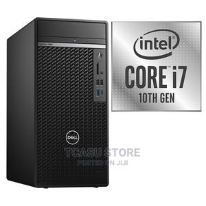 New Desktop Computer Dell OptiPlex 7070 8GB Intel Core I7 HDD 1T | Laptops & Computers for sale in Lagos State, Ikeja