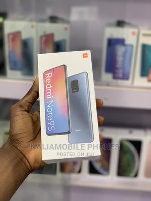 New Xiaomi Redmi Note 9S 64 GB Gray | Mobile Phones for sale in Lagos State, Alimosho