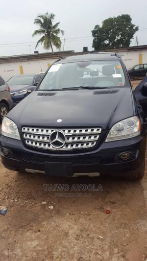 Mercedes-Benz M Class 2008 Black   Cars for sale in Oyo State, Ibadan