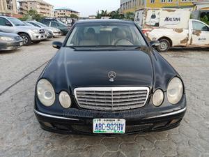Mercedes-Benz E320 2004 Black | Cars for sale in Abuja (FCT) State, Jabi