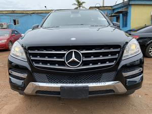 Mercedes-Benz M Class 2012 Black   Cars for sale in Lagos State, Ikeja