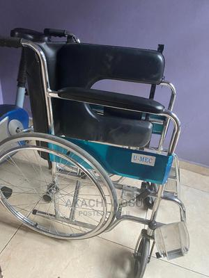 Wheel Chair | Medical Supplies & Equipment for sale in Lagos State, Ikotun/Igando