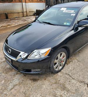 Lexus GS 2010 350 Black | Cars for sale in Lagos State, Ikeja