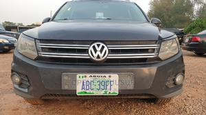 Volkswagen Tiguan 2012 2.0 TDI 4Motion Black | Cars for sale in Abuja (FCT) State, Central Business Dis