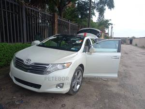 Toyota Venza 2012 V6 AWD White | Cars for sale in Lagos State, Ajah