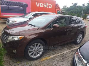 Toyota Venza 2010 V6 AWD Brown | Cars for sale in Lagos State, Ikeja