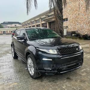 Land Rover Range Rover Evoque 2013 Black | Cars for sale in Lagos State, Ajah