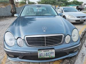 Mercedes-Benz E320 2003 Green | Cars for sale in Abuja (FCT) State, Katampe