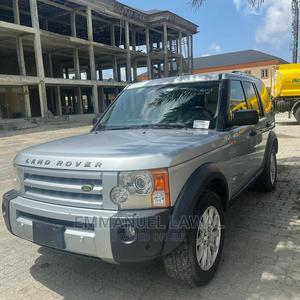 Land Rover LR3 2008 Silver | Cars for sale in Lagos State, Ajah