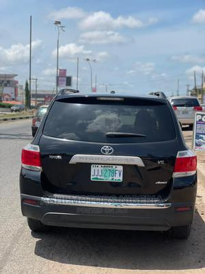 Toyota Highlander 2009 Sport 4x4 Black   Cars for sale in Oyo State, Oluyole