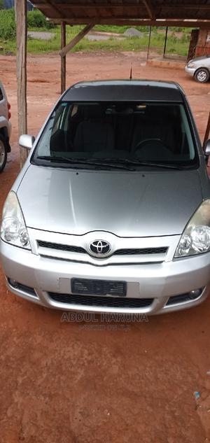 Toyota Corolla 2006 Verso 2.0 D-4d Silver | Cars for sale in Edo State, Auchi