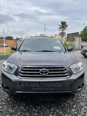 Toyota Highlander 2009 Limited Gray   Cars for sale in Oyo State, Ibadan