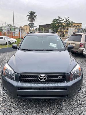 Toyota RAV4 2007 Sport Gray   Cars for sale in Oyo State, Ibadan