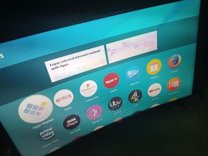 Panasonic Curve Smart Tv London Use for Sell Call | TV & DVD Equipment for sale in Niger State, Suleja