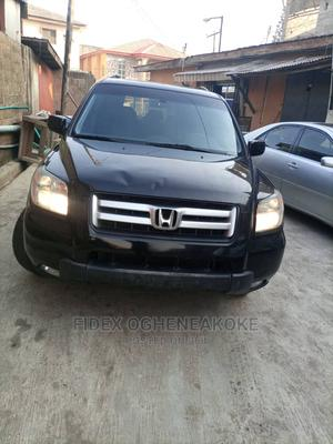 Honda Pilot 2006 Black | Cars for sale in Lagos State, Ifako-Ijaiye