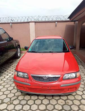 Mazda 626 2002 Red   Cars for sale in Akwa Ibom State, Uyo