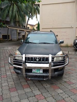 Toyota Land Cruiser Prado 2005 GX Black | Cars for sale in Lagos State, Ikoyi