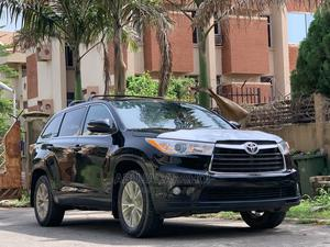 Toyota Highlander 2015 Black | Cars for sale in Abuja (FCT) State, Central Business District