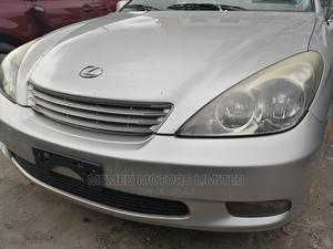 Lexus ES 2004 330 Sedan Silver | Cars for sale in Delta State, Oshimili South