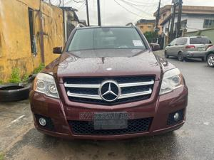 Mercedes-Benz GLK-Class 2010 Red | Cars for sale in Lagos State, Isolo