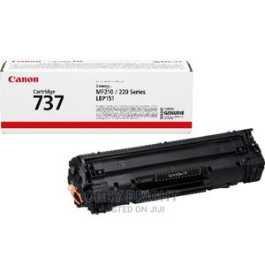 Canon 737 Toner Cartridge   Accessories & Supplies for Electronics for sale in Lagos State, Ojo