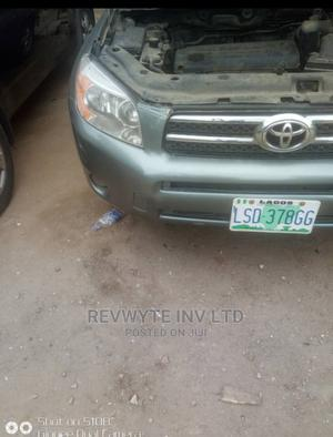 Toyota RAV4 2007 Green | Cars for sale in Delta State, Oshimili South