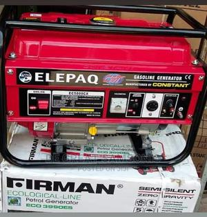 Elepaq Generator 4.5kva 100% Copper   Electrical Equipment for sale in Lagos State, Ojo