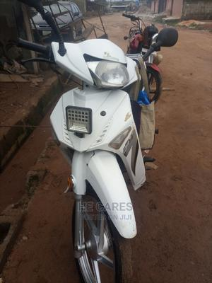 Jincheng JC110-T9 2012 White | Motorcycles & Scooters for sale in Ogun State, Ado-Odo/Ota