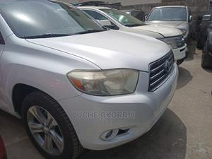 Toyota Highlander 2009 Sport 4x4 White | Cars for sale in Lagos State, Ikeja