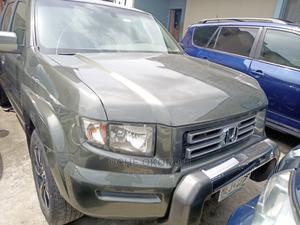 Honda Ridgeline 2009 RTL Green | Cars for sale in Lagos State, Ikeja